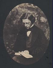 Lewis Carroll portrait