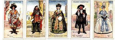 Players Cigarette Cards December 1925