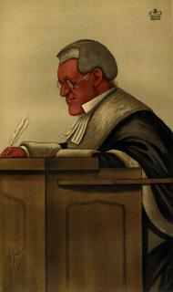 Lord Chief Justice Coleridge