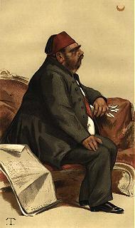 Ismail Pasha, Khedive of Egypt