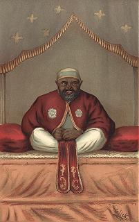 Menelik II, Emperor of Abyssinia