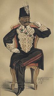 Nasser-ed-din Shah, Shah of Persia
