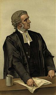 Charles Russell, QC