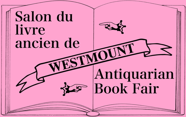 Westmount  Book Fair logo